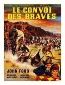 Wagon Master - French Movie Poster (xs thumbnail)