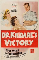 Dr. Kildare's Victory - Movie Poster (xs thumbnail)