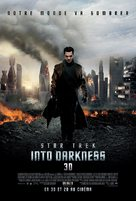 Star Trek Into Darkness - Belgian Movie Poster (xs thumbnail)