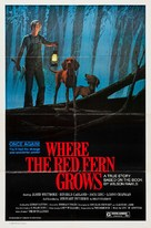 Where the Red Fern Grows - Re-release poster (xs thumbnail)