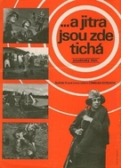 A zori zdes tikhie - Czech Movie Poster (xs thumbnail)