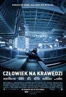 Man on a Ledge - Polish Movie Poster (xs thumbnail)