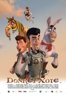 Donkey Xote - Italian Movie Poster (xs thumbnail)