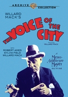 Voice of the City - DVD cover (xs thumbnail)