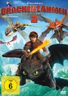 How to Train Your Dragon 2 - German DVD movie cover (xs thumbnail)