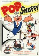 """Popeye"" - German Movie Poster (xs thumbnail)"