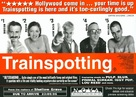 Trainspotting - British Movie Poster (xs thumbnail)