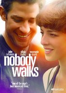 Nobody Walks - DVD cover (xs thumbnail)