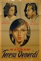 Teresa Venerdì - Argentinian Movie Poster (xs thumbnail)