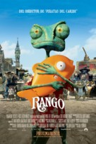 Rango - Mexican Movie Poster (xs thumbnail)