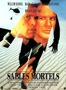 White Sands - French Movie Poster (xs thumbnail)