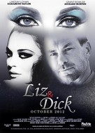 Liz & Dick - Brazilian Movie Poster (xs thumbnail)