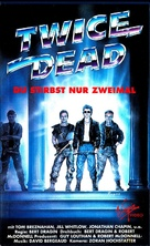 Twice Dead - German VHS movie cover (xs thumbnail)