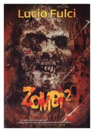 Zombi 2 - Czech Movie Poster (xs thumbnail)