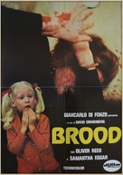 The Brood - Italian Movie Poster (xs thumbnail)