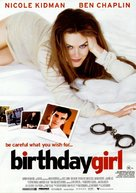 Birthday Girl - Movie Poster (xs thumbnail)