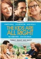 The Kids Are All Right - DVD movie cover (xs thumbnail)