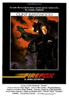 Firefox - Spanish Movie Poster (xs thumbnail)