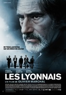 Les Lyonnais - Spanish Movie Poster (xs thumbnail)