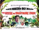 The House in Nightmare Park - British Movie Poster (xs thumbnail)