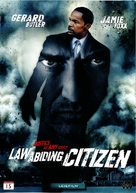Law Abiding Citizen - Norwegian DVD movie cover (xs thumbnail)
