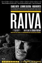 Raiva - Portuguese Movie Poster (xs thumbnail)