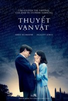 The Theory of Everything - Vietnamese Movie Poster (xs thumbnail)