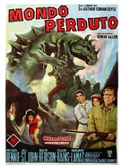 The Lost World - Italian Movie Poster (xs thumbnail)