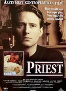 Priest - Swedish Movie Poster (xs thumbnail)