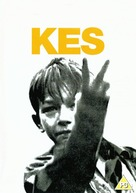 Kes - British DVD cover (xs thumbnail)