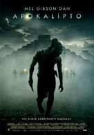Apocalypto - Turkish Movie Poster (xs thumbnail)
