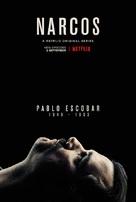 """""""Narcos"""" - British Movie Poster (xs thumbnail)"""
