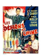 China's Little Devils - Belgian Movie Poster (xs thumbnail)