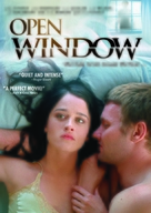 Open Window - Movie Cover (xs thumbnail)