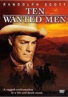 Ten Wanted Men - DVD cover (xs thumbnail)