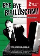 Bye Bye Berlusconi! - German poster (xs thumbnail)