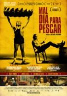 Mal día para pescar - Uruguayan Movie Poster (xs thumbnail)