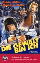 Il cinico, l'infame, il violento - German Blu-Ray cover (xs thumbnail)