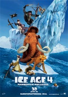 Ice Age: Continental Drift - Finnish Movie Poster (xs thumbnail)