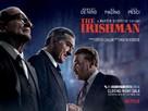 The Irishman - British Movie Poster (xs thumbnail)