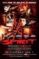 The Spirit - British Movie Poster (xs thumbnail)