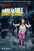 """""""Unbreakable Kimmy Schmidt"""" - French Movie Poster (xs thumbnail)"""