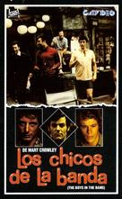 The Boys in the Band - Argentinian Movie Cover (xs thumbnail)