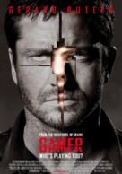 Gamer - Swiss Movie Poster (xs thumbnail)