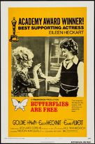 Butterflies Are Free - Movie Poster (xs thumbnail)
