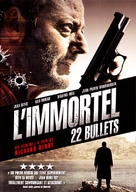 L'immortel - Canadian Movie Cover (xs thumbnail)