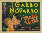Mata Hari - Movie Poster (xs thumbnail)