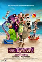 Hotel Transylvania 3: Summer Vacation - South African Movie Poster (xs thumbnail)