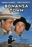 Bonanza Town - DVD cover (xs thumbnail)