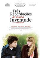 Trois souvenirs de ma jeunesse - Portuguese Movie Poster (xs thumbnail)